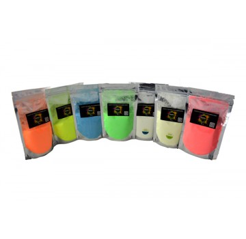 Neon Powder Plastic