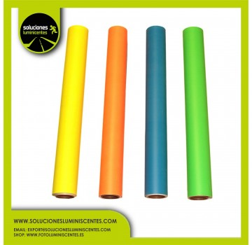 Luminescent Adhesive Vinyl different colors