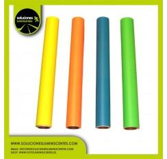 Vinyle Adhésif Luminescent Coloré