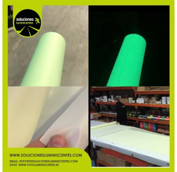 Vinyle Textile Luminescent
