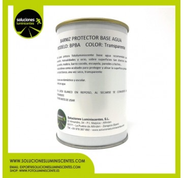 Protective Water Based Varnish