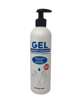 Spray luminiscente verde alta potencia 400ml