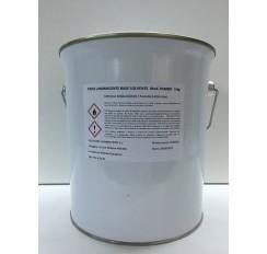 Barniz para tinta base solvente