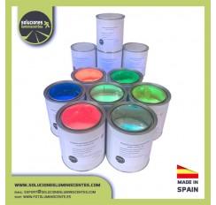Plastisol de Uso Textil Luminiscente