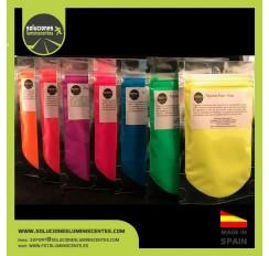 Pigmento Neón Base Solvente
