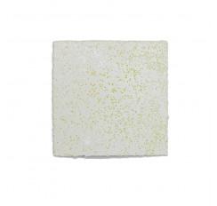 Pastillas termoplásticas con forma cuadrada, 100X100mm