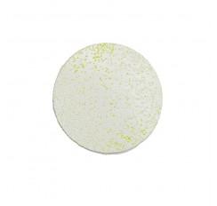Pastillas termoplásticas con forma circular diámetro 50mm